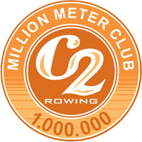 Desafíos Concept2: Million meter club