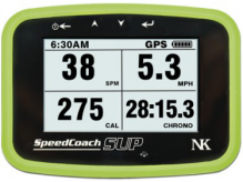 SpeedCoach SUP 2